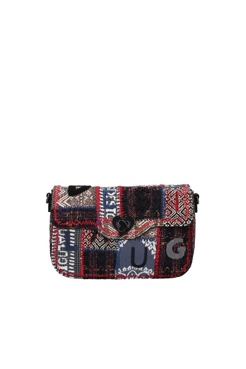 Desigual Shoulder Bags GREY