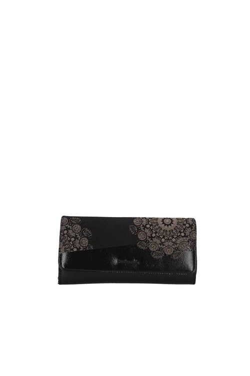 Desigual Women's wallets BLACK