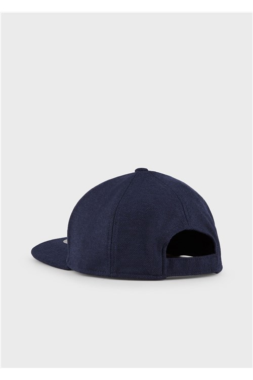 Ea7 Hats BLUE