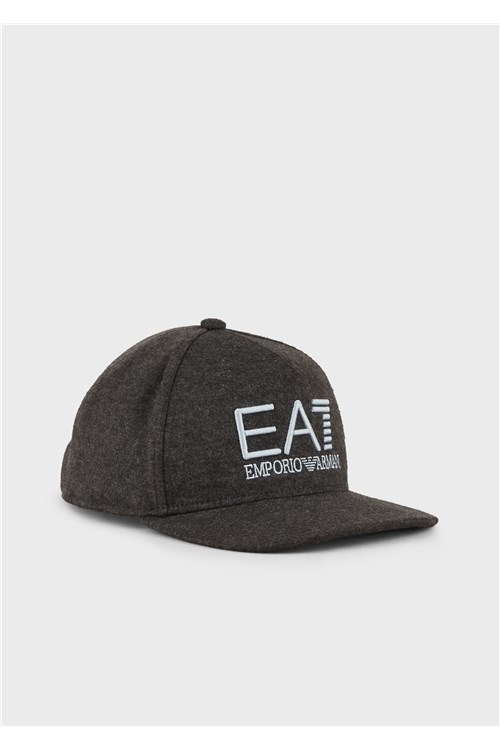 Ea7 Hats GREY
