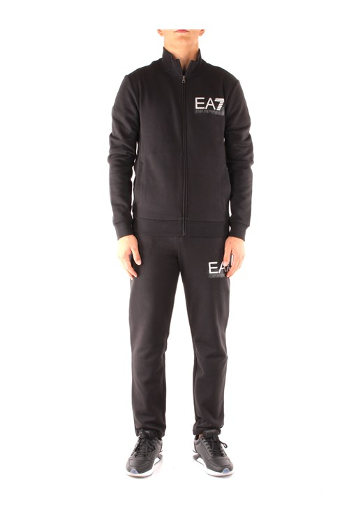 Ea7 Suit BLACK