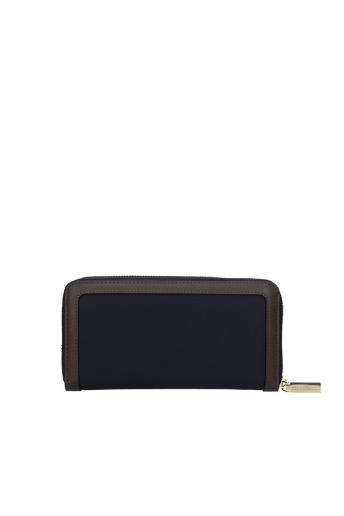 Us Polo Travel Women's wallets NAVY BLUE