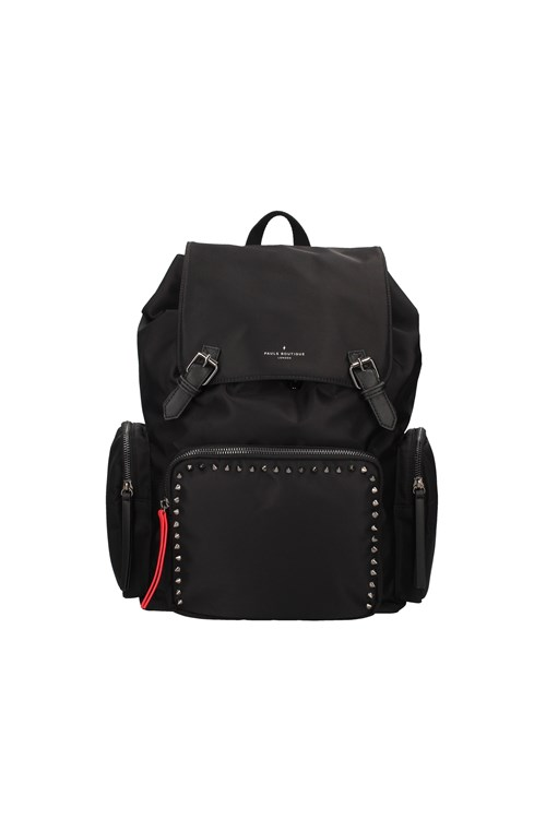 Pauls Boutique London Backpacks BLACK