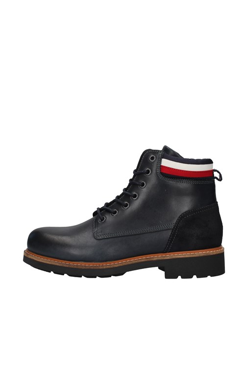 Tommy Hilfiger boots BLUE