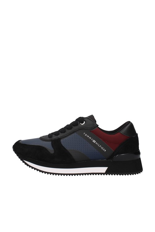 Tommy Hilfiger Sneakers BLACK