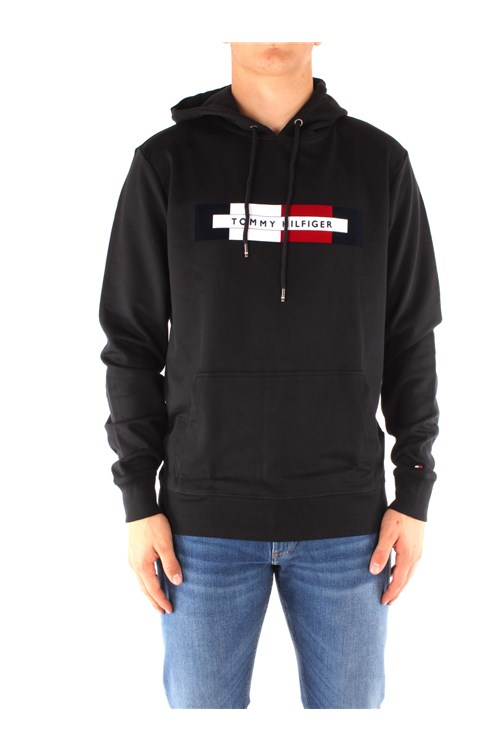 Tommy Hilfiger Hoodies BLACK