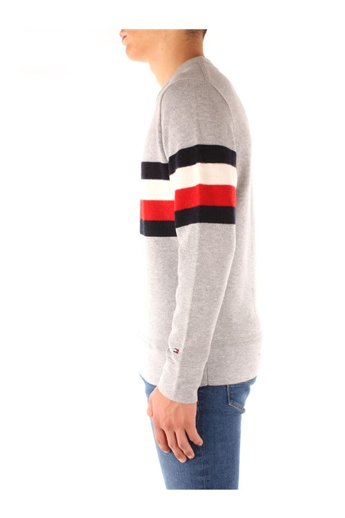 Tommy Hilfiger Crewneck Sweaters GREY