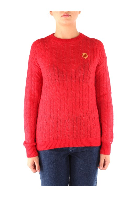 Tommy Hilfiger Knitwear RED