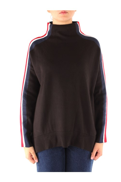 Tommy Hilfiger Crewneck Sweaters BLACK