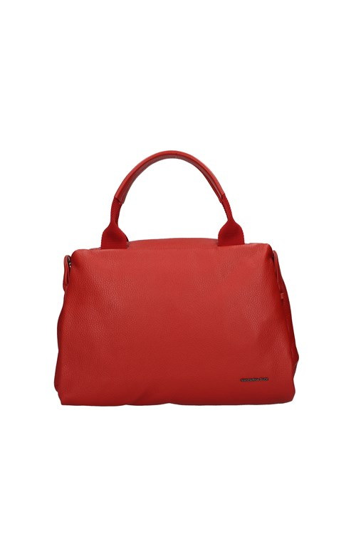 Mandarina Duck Hand Bags RED