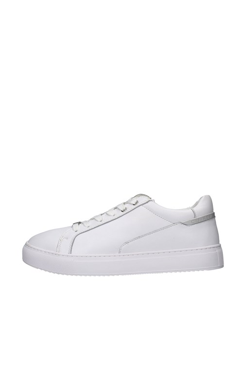 Cesare P. By Paciotti Low Sneakers WHITE
