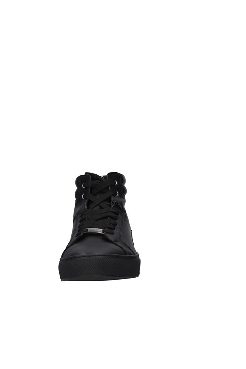 Cesare P. By Paciotti Low Sneakers BLACK