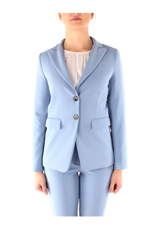 Emme Di Marella Jackets LIGHT BLUE