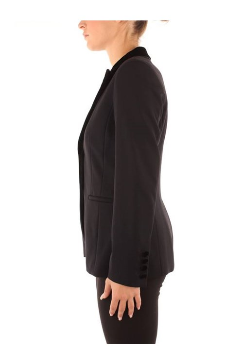 Marella Jackets BLACK