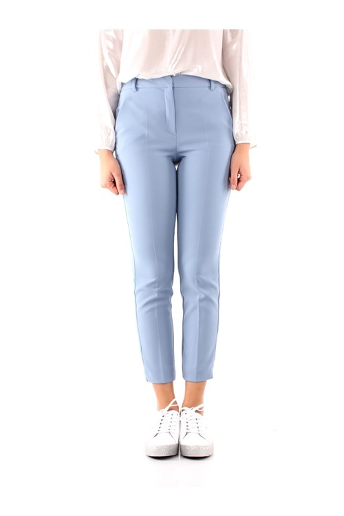 Emme Di Marella Trousers LIGHT BLUE