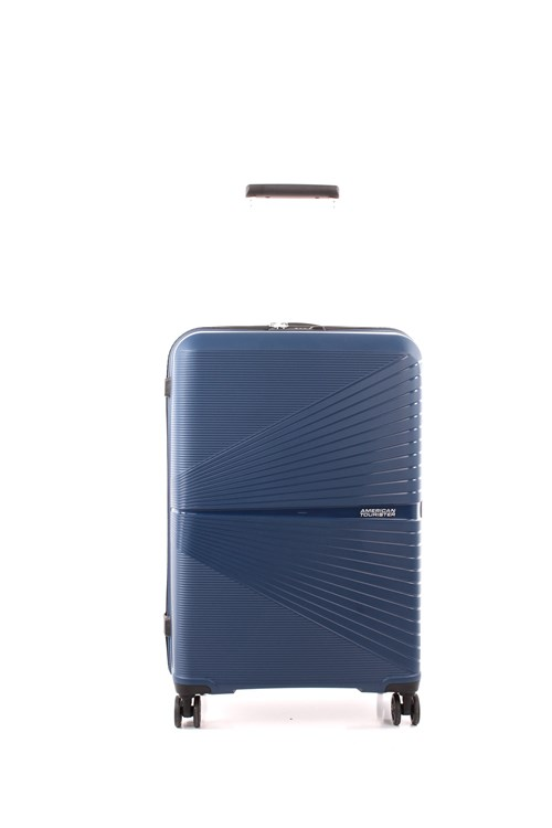 American Tourister Medium Baggage NAVY BLUE