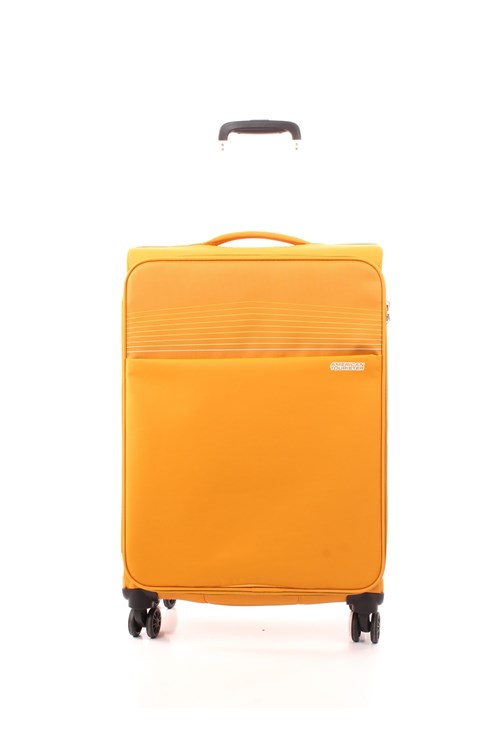 American Tourister Medium Baggage GOLD