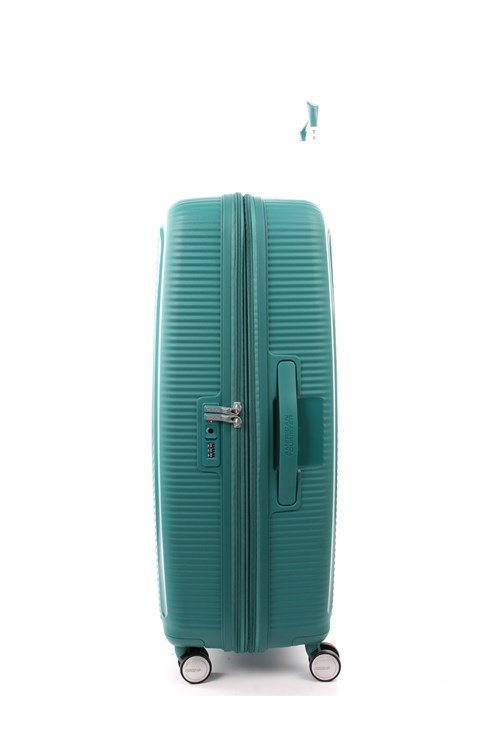 American Tourister Large Baggage GREEN