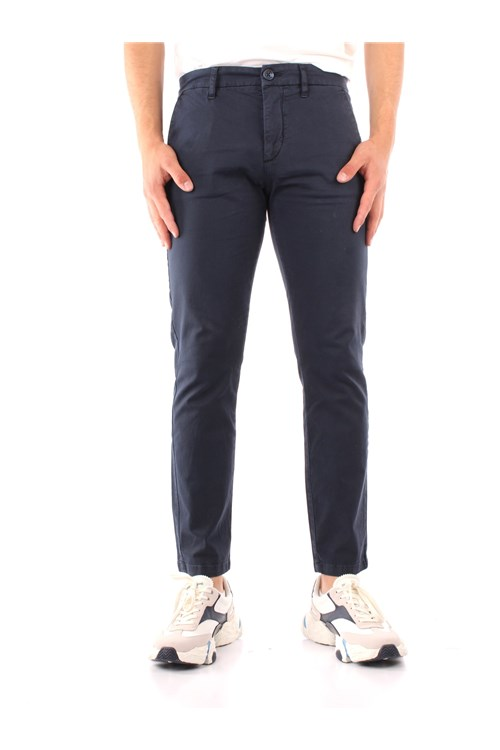 Guess Trousers NAVY BLUE