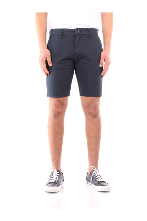 Guess To the knee NAVY BLUE