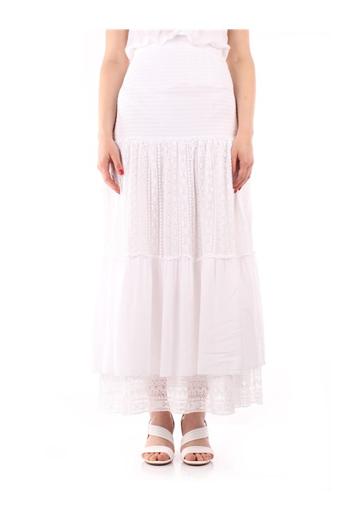 Guess Skirts WHITE