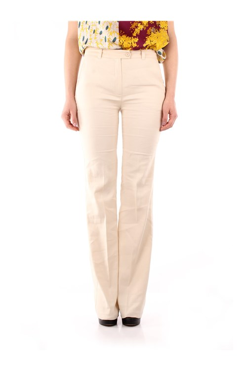 Marella Trousers WHITE