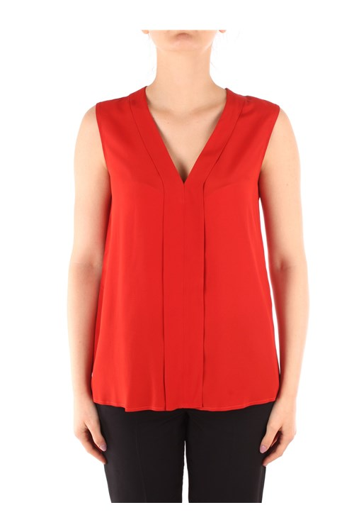 Marella  Sleeveless RED