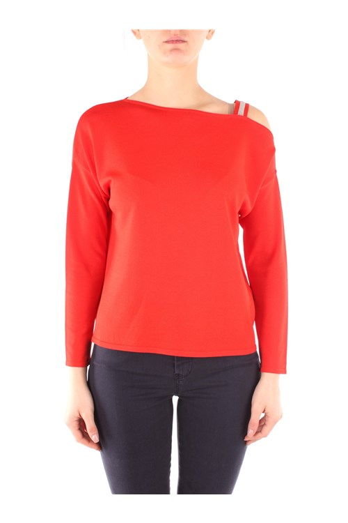 Emme Di Marella Knitwear ORANGE