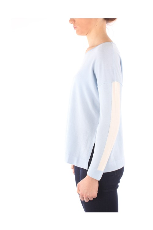 Emme Di Marella Knitwear LIGHT BLUE
