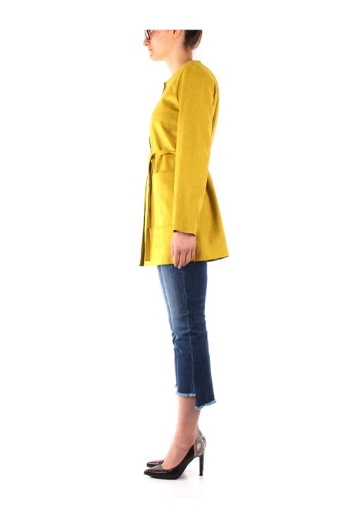Emme Di Marella Outerwear YELLOW