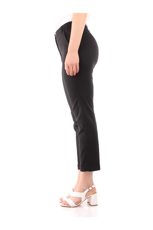 Iblues Trousers BLACK
