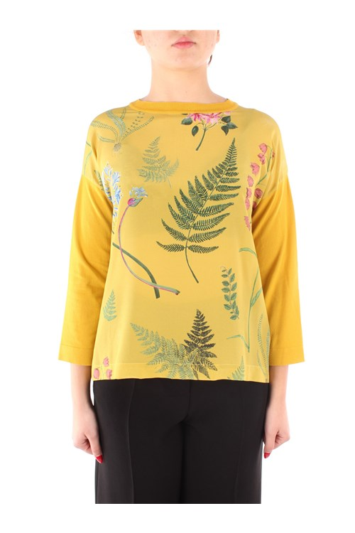 Weekend Maxmara Crewneck  YELLOW