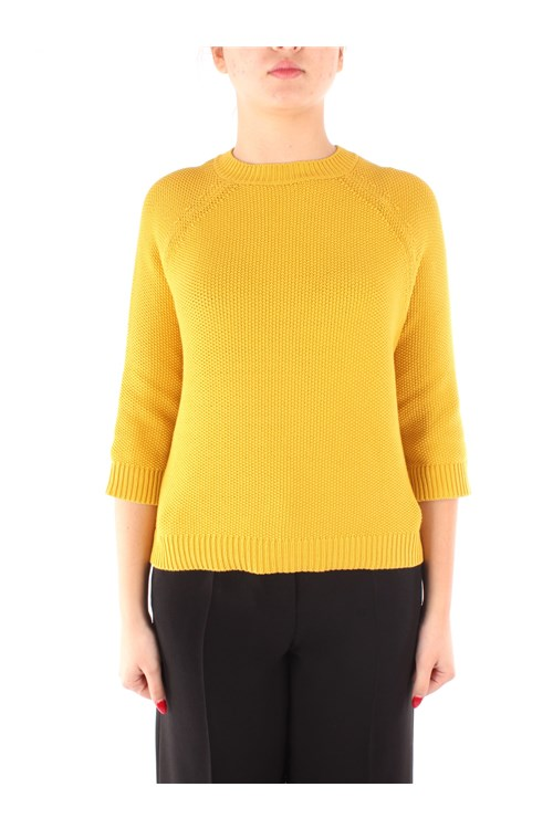 Weekend Maxmara Knitwear YELLOW