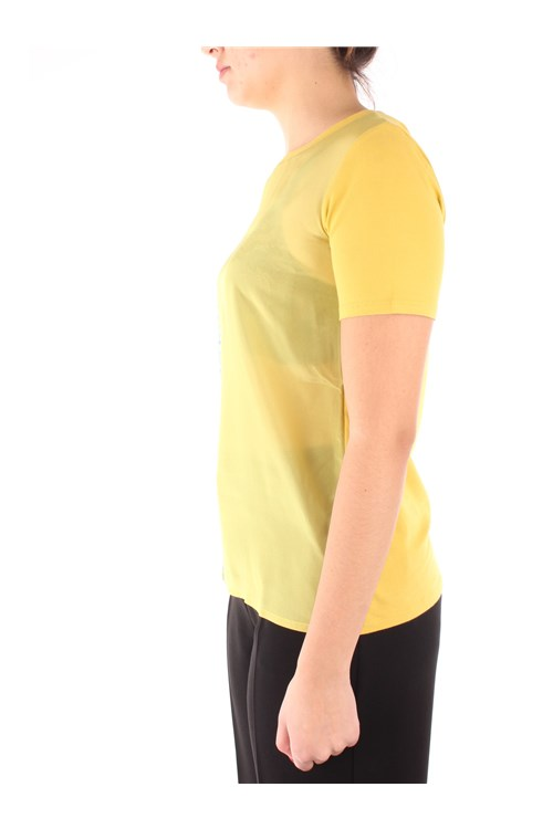 Weekend Maxmara T-shirt YELLOW