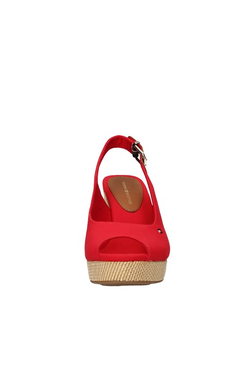 Tommy Hilfiger Sandals RED