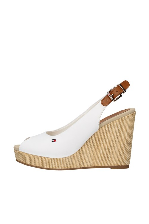 Tommy Hilfiger Sandals WHITE