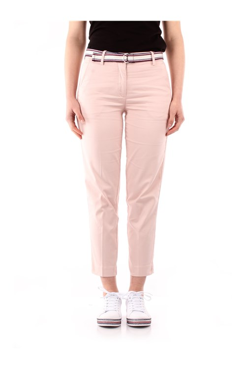 Tommy Hilfiger Trousers PINK