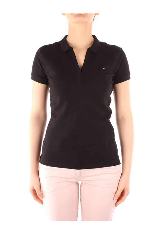 Tommy Hilfiger Polo shirt BLACK