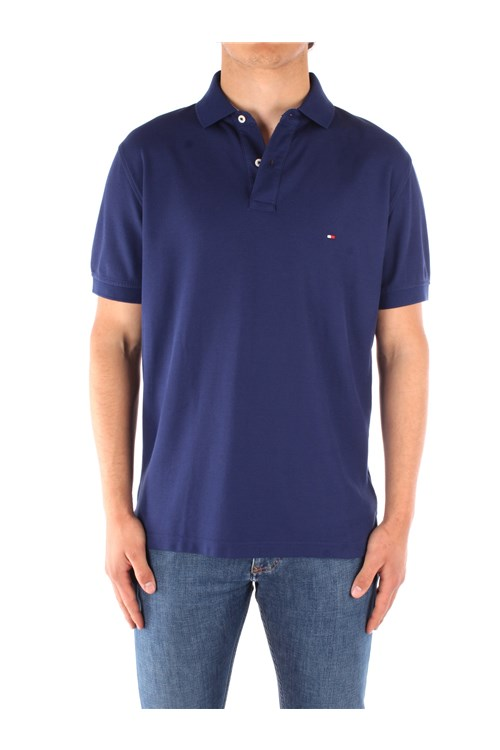 Tommy Hilfiger Short sleeves NAVY BLUE
