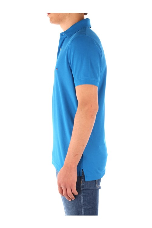 Tommy Hilfiger Short sleeves BLUE