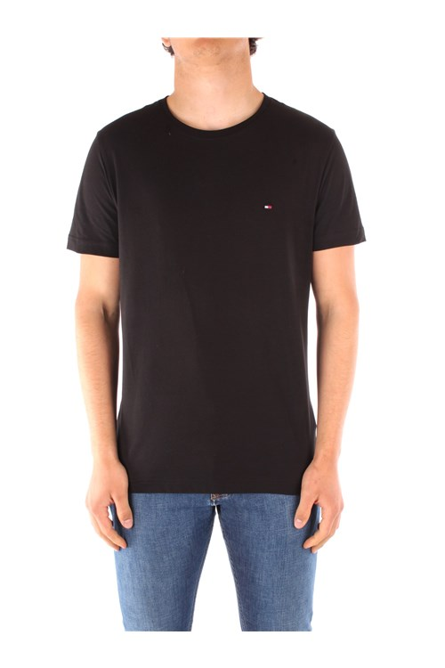 Tommy Hilfiger Short sleeve BLACK