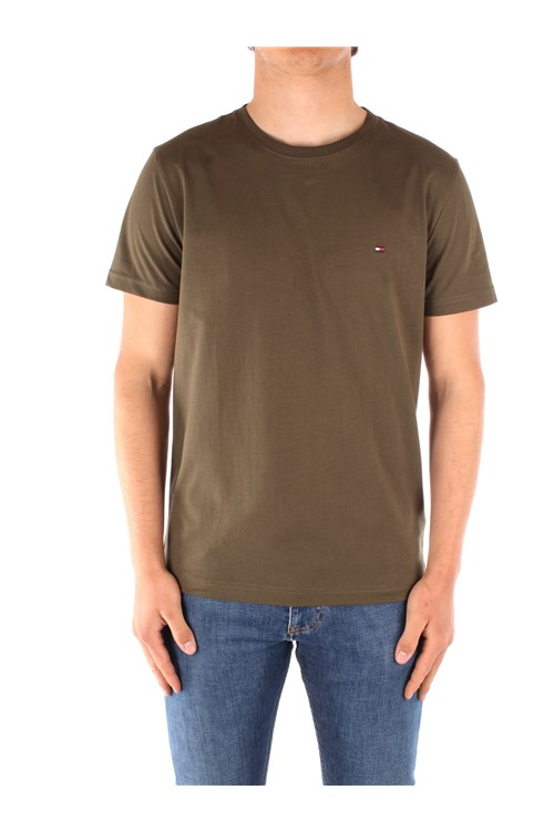 Tommy Hilfiger Short sleeve GREEN