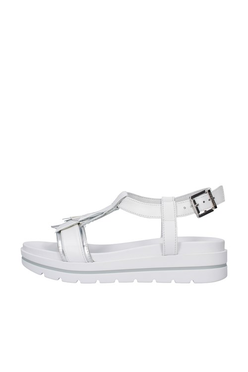 Nero Giardini With wedge WHITE