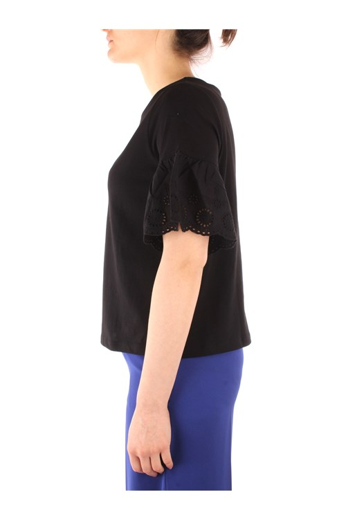 Emme Di Marella Short sleeve BLACK