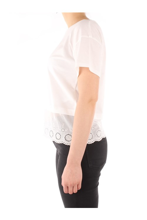 Emme Di Marella Short sleeve WHITE