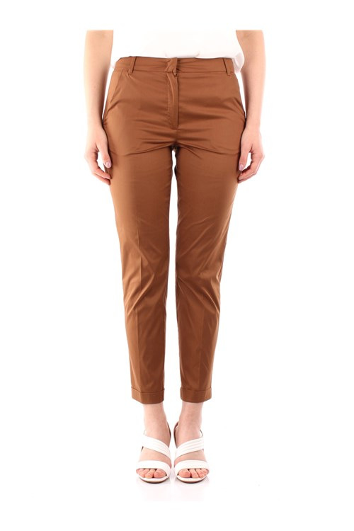 Iblues Trousers BROWN