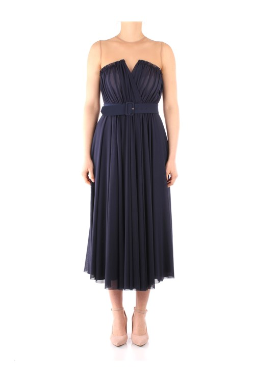Marella Long NAVY BLUE