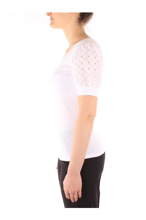 Marella Sport Short sleeve WHITE