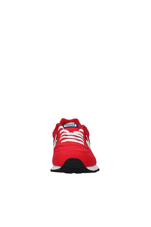 New Balance low RED