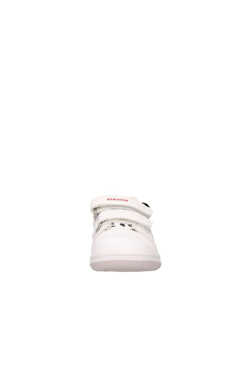 Geox Junior Sneakers WHITE